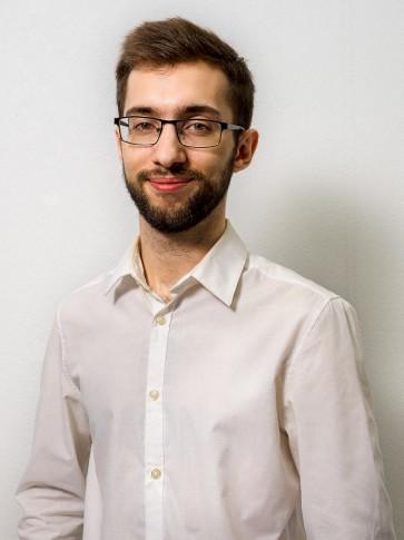 Andrew Chavez, math tutor