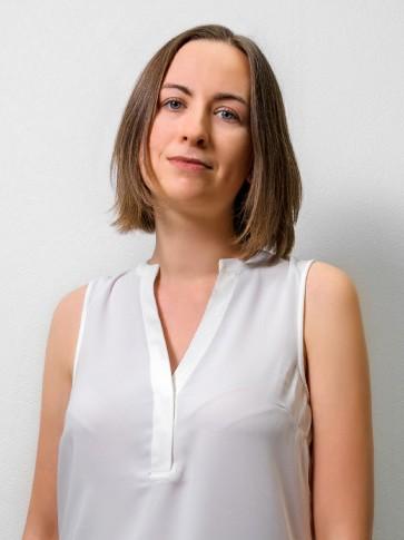 Kate Rabenko, math tutor