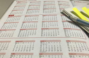 2020-2021 Math Competitions Calendar