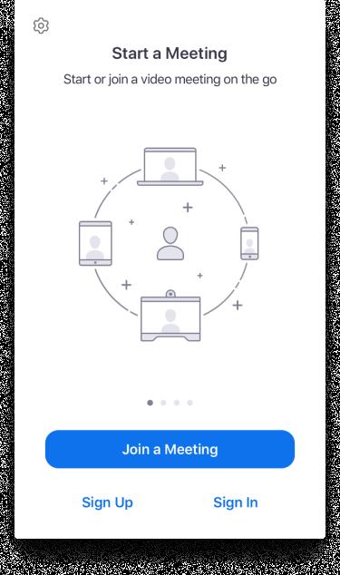 Start a Zoom meeting capture